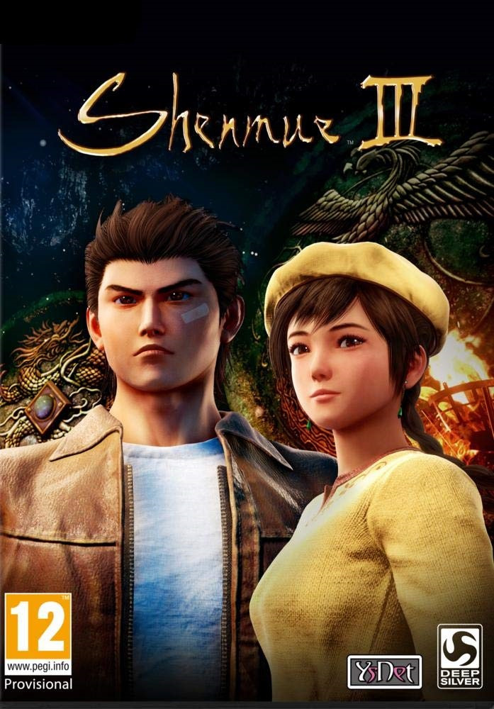 Shenmue III Big Merry Cruise PC Cover Caratula-www.juegosparawindows.com