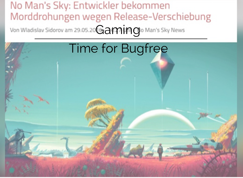 Gaming Bugs
