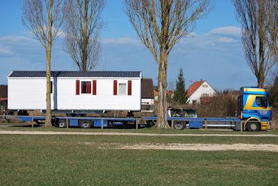 Meiselbach Mobilheim Transport