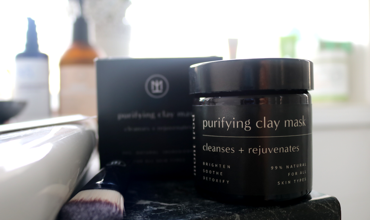 Mont Trod Purifying Clay Mask review