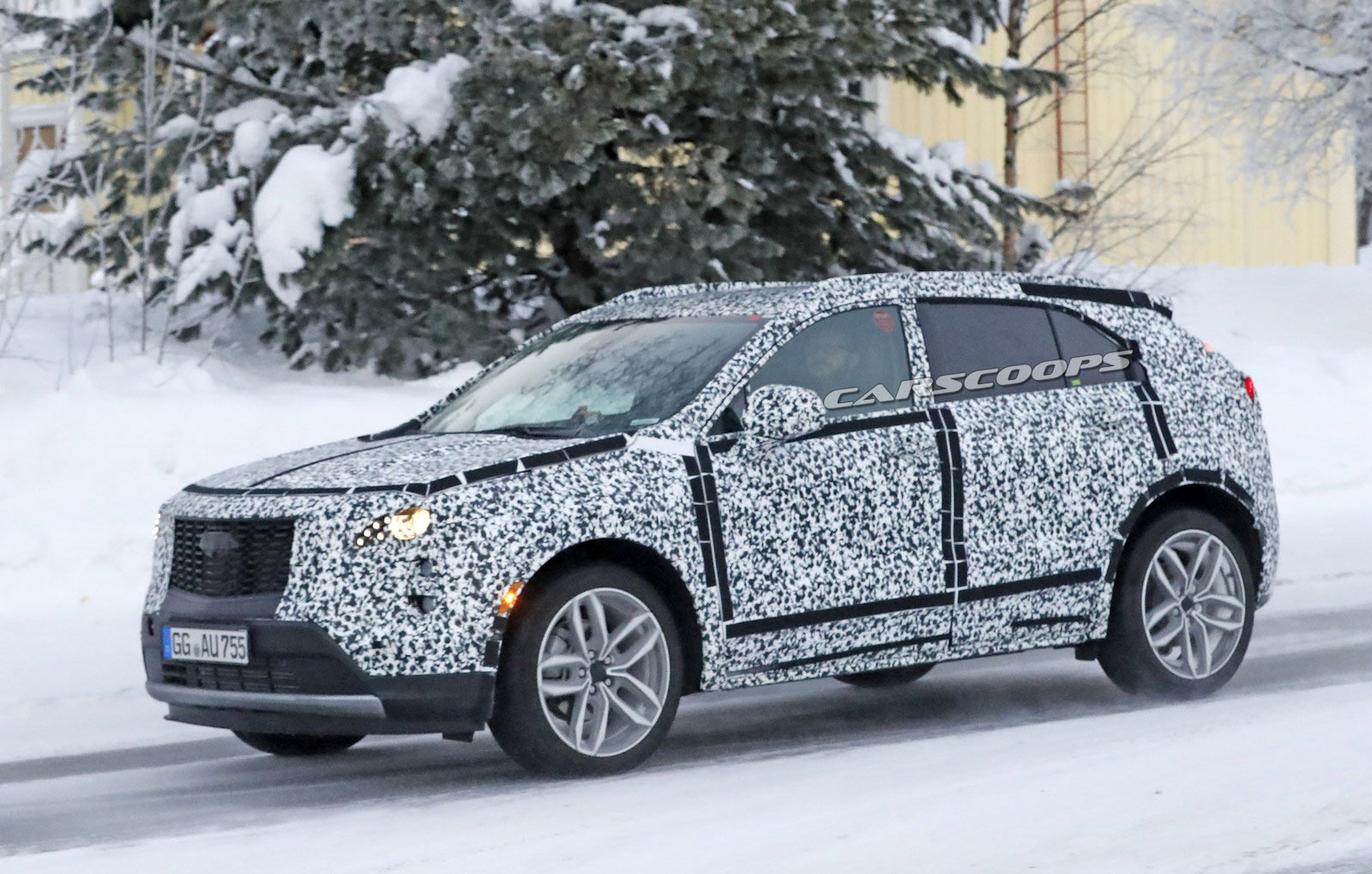 2019 Cadillac XT4 Will Reportedly Debut In New York ...