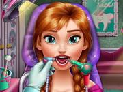 العاب دكتورة اسنان