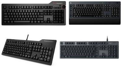 Pengertian Lengkap keyboard, Jenis dan Fungsi Keyboard pada Komputer