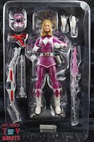 Lightning Collection Mighty Morphin 'Metallic' Pink Ranger Box 05