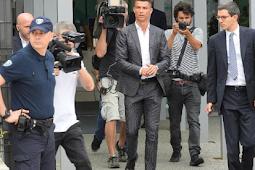Cristiano Ronaldo Berharap Dirinya Bisa Jadi Pembawa Keberuntungan Bagi Juventus