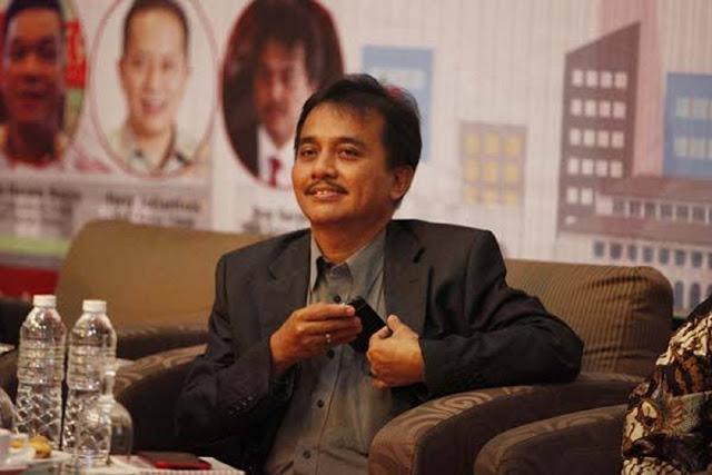 Perihal Virus Corona, Roy Suryo: Anies Baswedan dan FX Hadi Rudyatmo Rela Dibully Demi Membela Warganya