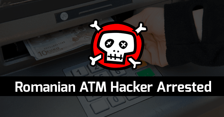 London Police Arrest Romanian ATM Hacker Who Stole Millions