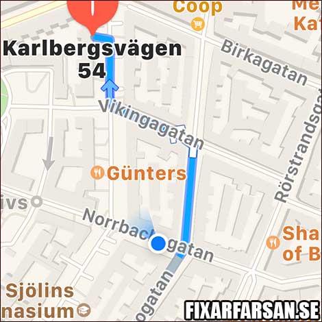 Parkering-Escape-Room-Stockholm