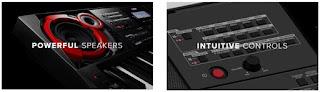 Keyboard Terbaru Casio CT-X5000