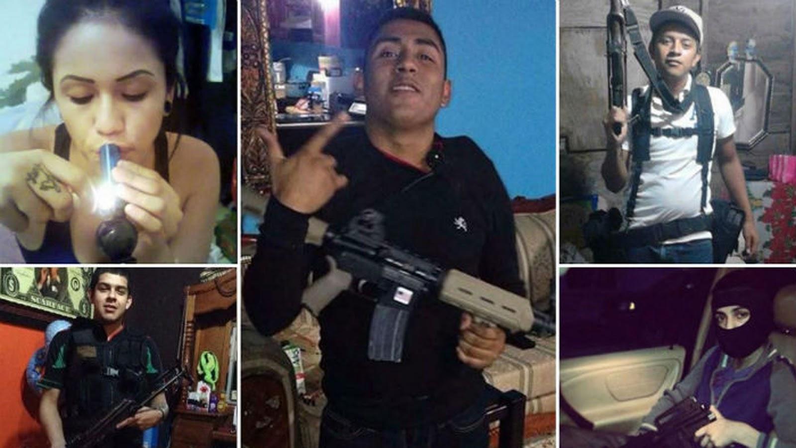 Los nuevos sicarios con cara de niños del Cártel del Golfo