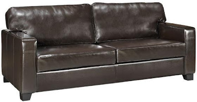 Awe Inspiring Crate And Barrel Axis Leather 2 Seat Sofa Decor Look Alikes Gmtry Best Dining Table And Chair Ideas Images Gmtryco