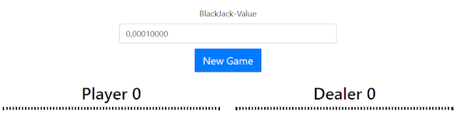 Blackjack con ethereum