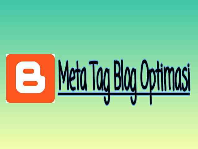 Meta Tag SEO Blog Website