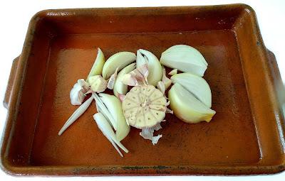 Pollo asado La Cocinera Novata cocina receta asado horno limon ave tupper lunchbox