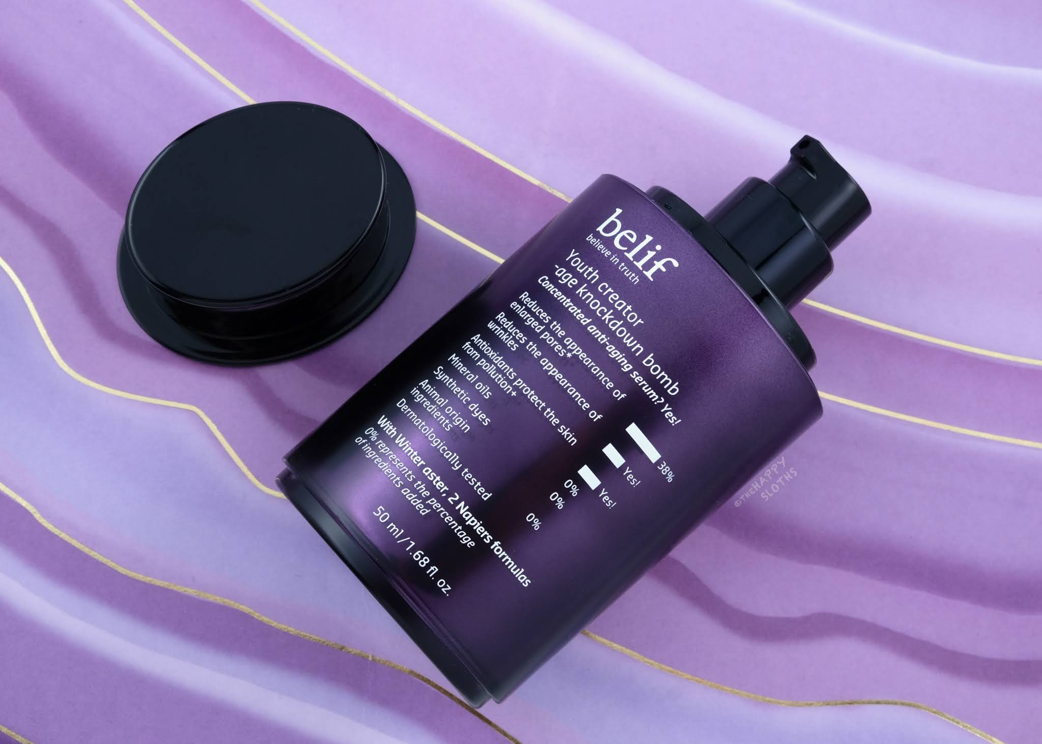 Belif | Youth Creator Age Knockdown Bomb Concentrated Anti-Aging Serum: Review