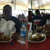 ENTERTAINMENTS: Gov.Ayo Fayose Spoted At Amala Joint in Abuja!