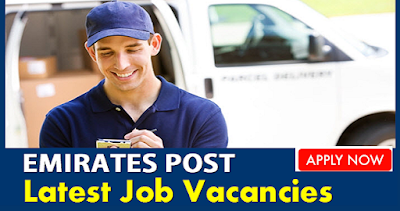 Latest Job Vacancies at Emirates Post UAE