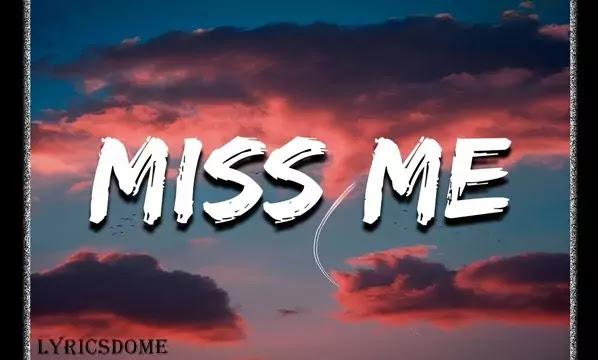 Miss Me (Demo) Lyrics - Lauv