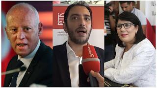 ياسين العياري: عبير موسي وراء تلاقيح الإمارات  لضرب صدقية قيس سعيد '