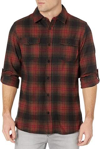 Cheap Men's Plaid Flannel Shirts