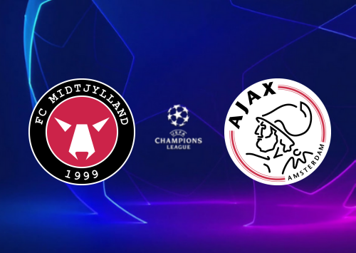 Midtjylland vs Ajax -Highlights 03 November 2020