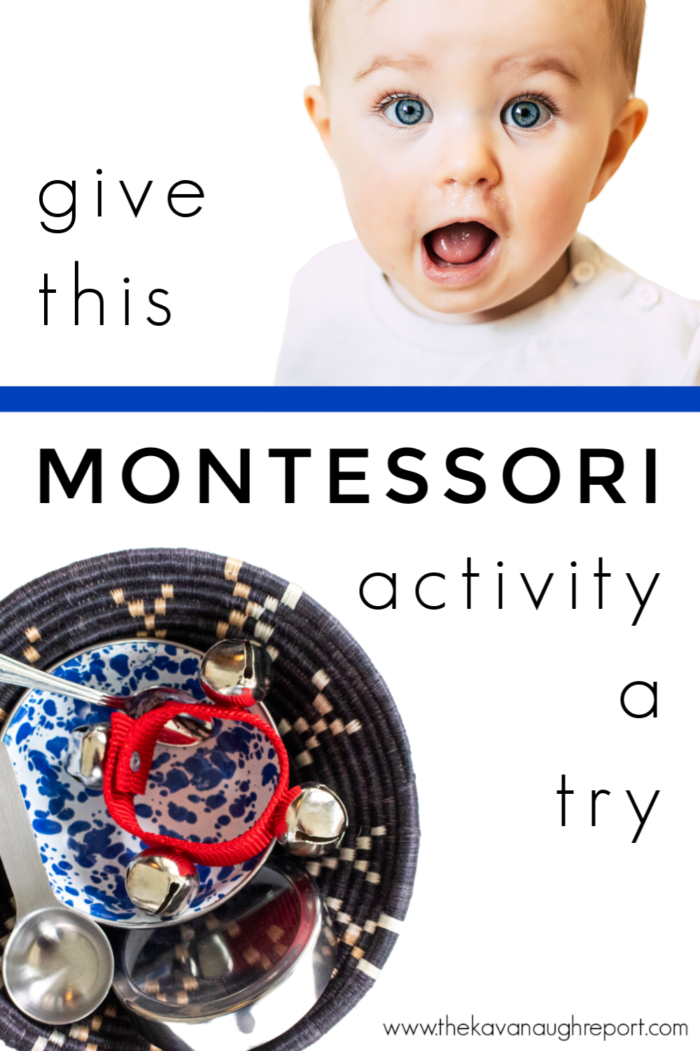 This simple Montessori baby activity is the perfect way to play and explore with your baby. A treasure basket is super easy to put together and fun for babies of all ages.