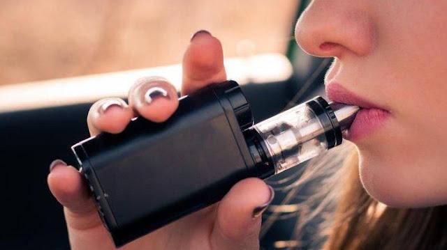 Rokok Elektrik Bisa Tingkatkan Tekanan Darah & jantung