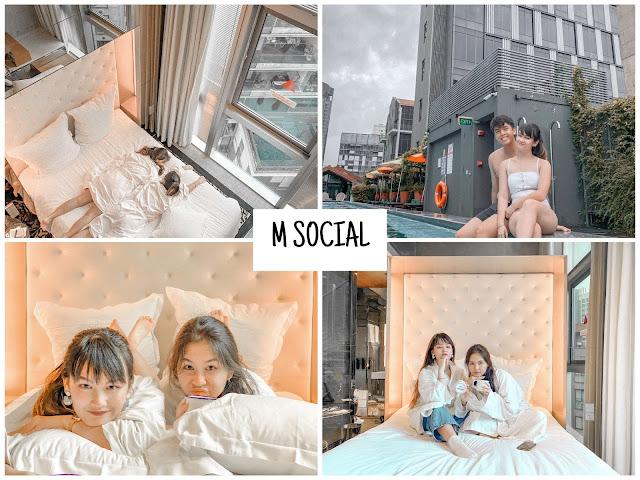 m social review