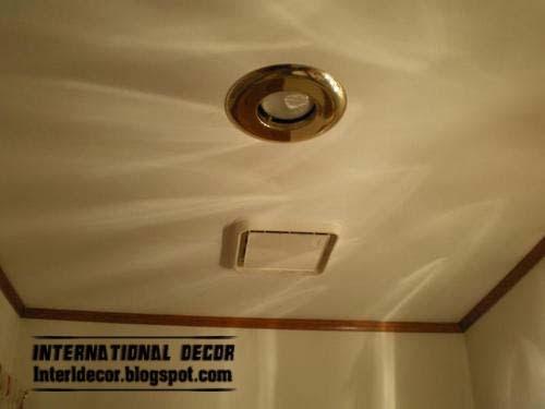 Bathroom ceiling light fixtures choosing - Davotanko Home Interior