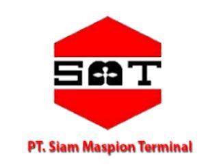 Lowongan Kerja PT. Siam Maspion Terminal April 2017