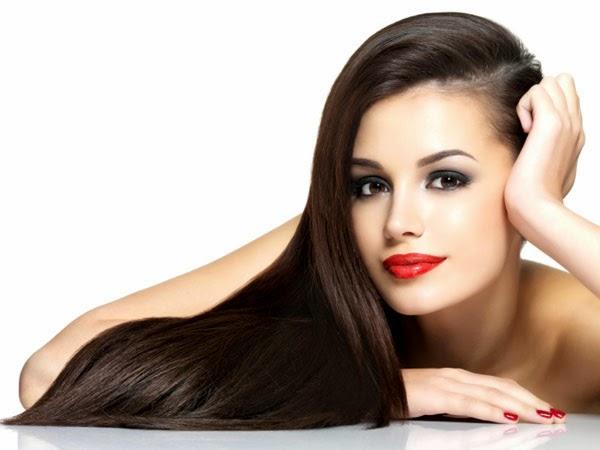 Cara Alami Meluruskan Rambut   Menyehatkannya  18d605adec