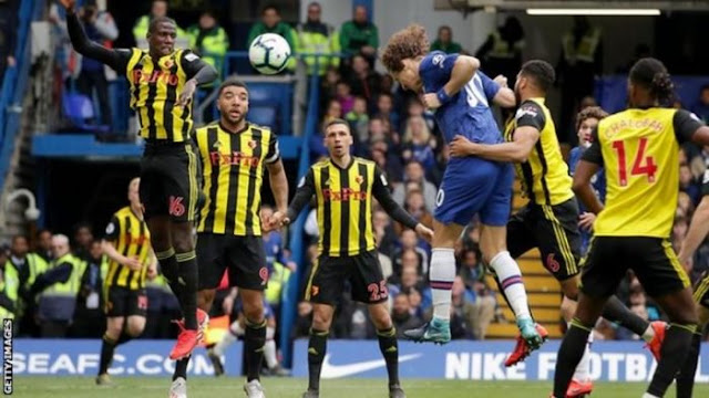 [Goals Highlight] Chelsea 3 – 0 Watford (Watch Here)