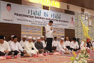 BKPPD Gelar Halal Bi Halal Bersama ASN