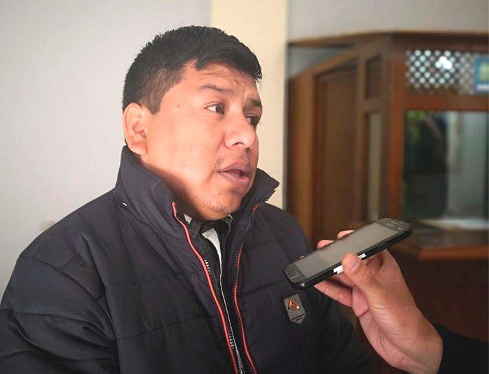 El músico electo por filas del MAS había rechazado presentarse ante la Cámara de Diputados dos veces / ARCHIVO CORREO DEL SUR