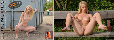 Tereza K - Euronudes - Photo Set 2 - Jul 04, 2014
