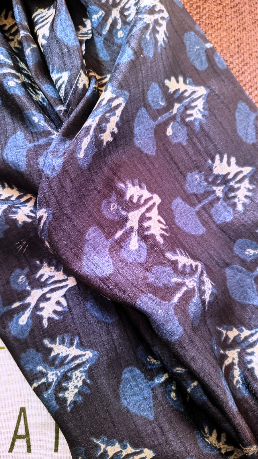 My Recent Fabric from Fabcurate – Review and Pictures