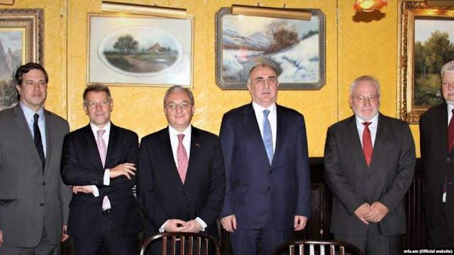 Azerbaiyán y Armenia se reúnen en Nueva York