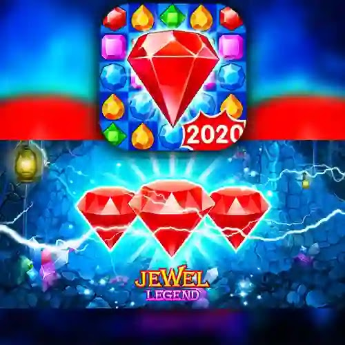 تصنع ألعاب الاندرويد وتصدر في مجموعة متنوعة من الأساليب ولكل منها قاعدة المعجبين بها في هذه الأثناء يمكن رؤية شعبية أسلوب اللعب في العديد من الألعاب بالأسلوب الذي يزداد يوميًا Jewels Legend هو اللعب الجذاب آخر سلسلة لعبة المباراة الثلاث
