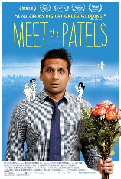 Meet the Patels 2015 DVDRip 300mb Bollywood movie Meet the Patels movie 300mb brrip free download or watch online at https://world4ufree.ws