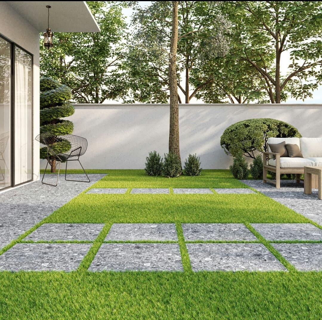 8 Motif Keramik Teras Depan Rumah Minimalis Terbaik Bangizaltoy Com Motif keramik teras rumah minimalis