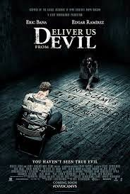 Deliver Us From Evil - Poster | A Constantly Racing Mind