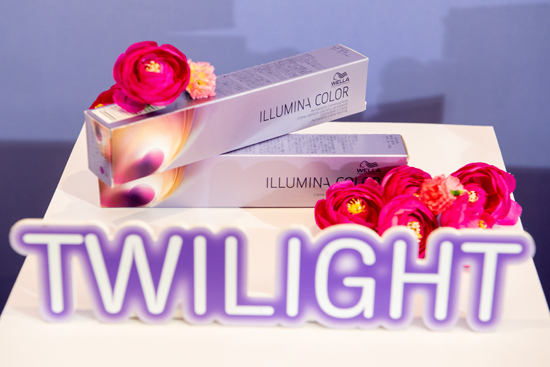 Wella launches new hair color series illumina color japan in