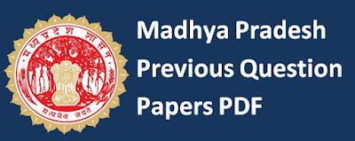 Madhya Pradesh Previous Papers