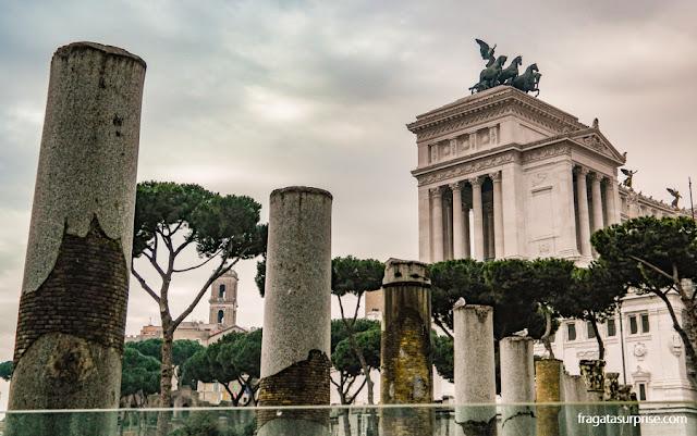 Roma, Altar da Pátria