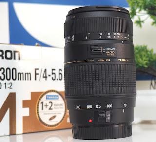 Lensa Tamron 70-300mm - harga Jual - Review - Kelebihan, Kekuranga