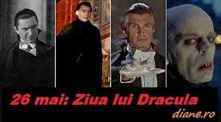 26 mai: Ziua lui Dracula