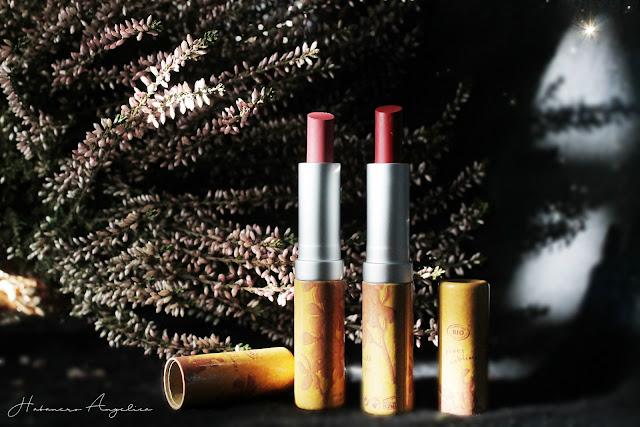 Nuovi rossetti collezione Medina Couleur Caramel