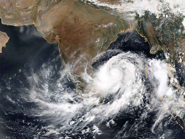 In Chittagong, all kinds of preparations have been made to deal with cyclone 'Yaas'