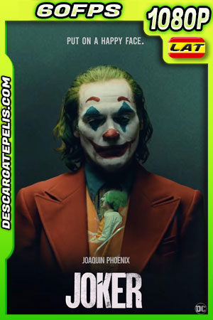 Joker (2019) 1080p 60FPS BDrip Latino – Ingles