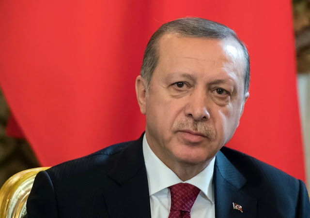 Открытое письмо президенту Турции Реджепу Эрдогану!